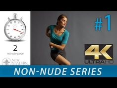 (Non Nude) Daily Life Drawing Session Figure Reference Images #1 in Ultra HD 4K - YouTube