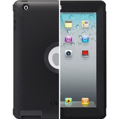 Amazing OtterBox DEFENDER SERIES Case for iPad 2/3/4