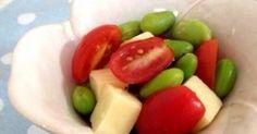 ❀お弁当の彩に❀トマト枝豆チーズサラダ by はなっちともっち [クックパッド] 簡単おいしいみんなのレシピが273万品
