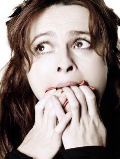 Helena Bonham Carter a.k.a. Bellatrix Lestrange by #Rankin