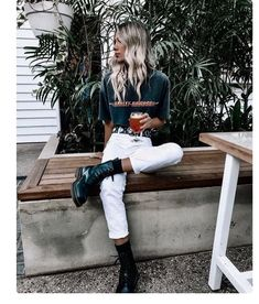 57 Comfy Outfits To Inspire Everyone - Fashion New Trends - style Perfect Casual Style Looks - Mode Outfits, Casual Outfits, Fashion Outfits, Womens Fashion, Fashion Boots, Fashion Clothes, Sweater Outfits, Look Fashion, Autumn Fashion