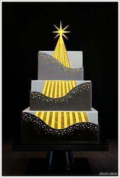 Úžasný dort.