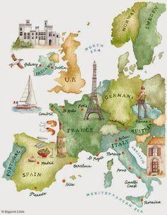 ♥ Eda Turan ♥: Vizesiz Avrupa