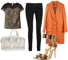 """Gold Is Cold"" by lachrodemode on Polyvore"