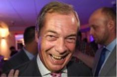 The racist far right were emboldened by #Brexit. UKIP ran a scare campaign - if we stay in the EU we will be overrun by the refugees, the Muslims. money being wasted on the EU to be used to fix up Britain's NHS. Even before all the votes were in, the UKIP fascist leader Nigel Farage said he ran his own campaign and didn't agree with the UKIP line on using the money spent on membership of the EU on the NHS. He was for privatisation