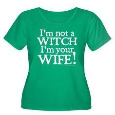 2cb258a52fc Witch Wife Princess Bride Womens Plus Size Scoop Plus Size Women
