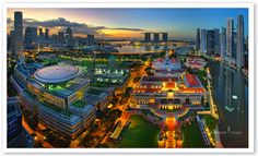 Beautiful Sunrise, Singapore