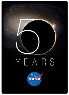 50 Years of NASA (USA)