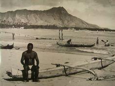 Waikiki circa 1917