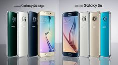 Samsung GALAXY S6 & S6 Edge - read more on www.tnw.to/mwc2015