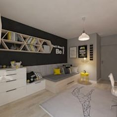 Find home projects from professionals for ideas & inspiration. Pokój dla juniora by living box