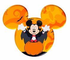 Mickey Mouse - Happy Halloween