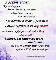 I miss you Mo & you will always be in my heart 💛 Missing Loved Ones, Missing My Son, Missing Piece, Miss You Daddy, Miss You Mom, Be My Hero, To Infinity And Beyond, Papi, Mom Quotes