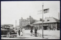 Daegu Station 대구역 - 일제시대 대구사진 : 네이버 블로그