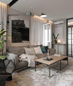 Scandinavian minimalism - Галерея 3ddd.ru