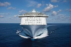 Largest Cruise Liner - Oasis of the Sea  Not much longer....cannot wait!