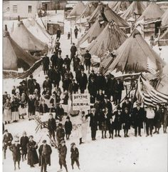 A large tent colony of evicted strikers and their families fill this photograph. What a history to consider. Large Tent, Fayette County, Coal Mining, Sisters, City, Families, Photograph, Painting, Google Search