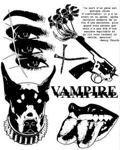 P Tattoo, Tattoo Outline, Dark Tattoo, Pop Art Tattoos, Tattoo Flash Art, Black Tattoos, Hipster Tattoo, Grunge Tattoo, Tattoo Sketches