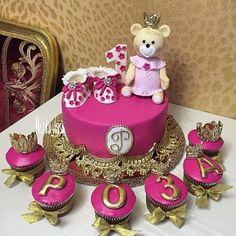 Детский торт Детский башмачок.