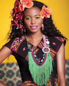 For lots of festival fun, enjoy Sweetlime's 'Carnaval' collection - www.sweetlimeuk.com Dreadlocks, Hair Styles, Fun, Beauty, Collection, Hair Plait Styles, Hair Makeup, Hairdos, Haircut Styles