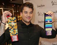 #ArthurGeorge, la marque de chaussette de #RobKardashian en vente chez #Colette : http://wp.me/p4Ngzk-pH