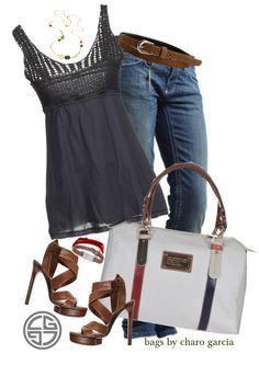 """go"" by norwich-ave on Polyvore. not a fan of the shoes but love this"