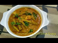 Learn how to make common drumstick curry interesting with tasty coconut fugue with some Indian spices and lots of health. Try and Enjoy the recipe