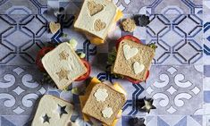 Homemade Sandwich, Quick Easy Meals, Kids Meals, Sandwiches, Cooking Recipes, Gift Wrapping, Yummy Food, Pure Products, Lunches
