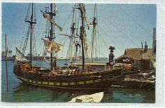 The Buccaneer - docked in Port Of Call San Pedro, California