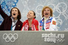 View and license Adelina Sotnikova pictures & news photos from Getty Images. Adelina Sotnikova, Women Figure, Ladies Figure, Winter Olympics, Figure Skating, Photo Credit, Skate, Russia, Cry
