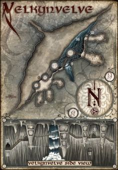 Out of the Abyss Maps - Google Search