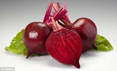 The benefits of beetroot in a heart healthy diet. #juicing #healthyliving