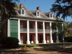 Shadows-on-the-Teche, Louisiana, 1831-1834.