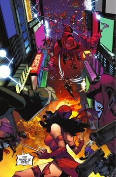 """Preview: Uncanny Avengers #15, Story: Gerry Duggan Art: Pepe Larraz Cover: Meghan Hetrick Publisher: Marvel Publication Date: October 12th, 2016 Price: $3.99    """"GOIN...,  #All-Comic #All-ComicPreviews #Comics #GerryDuggan #Marvel #MeghanHetrick #PepeLarraz #previews #UncannyAvengers"""