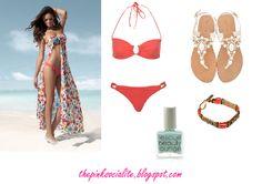 Ashleigh Em: Coral Beach Babe