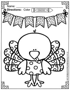 Color For Fun Printable Coloring Pages