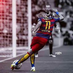 Neymar beyond. Neymar Football, Madrid Football, Messi Soccer, Barcelona Football, Football Boys, Best Football Players, National Football Teams, Soccer Players, Neymar Barcelona