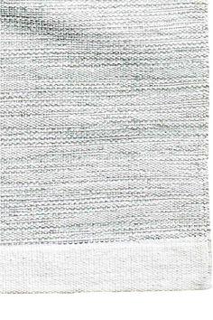 Tapis en coton scintillant: Tapis rectangulaire en coton tissé enrichi de fil…