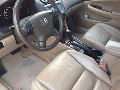 Cars for Sale: Used 2007 Honda Accord in EX-L, Edmond OK: 73003 Details - Sedan - Autotrader