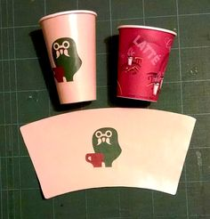 Free Animal Crossing Party Cup Sleeve Printable #compartirvideos #happy-birthday