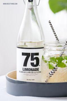 Nicolas Vahé Lemonade Elderflower