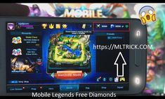 Mobile Legends Hack No Human Verification No Survey? Mobile Legends Hack Tools — No Verification — Unlimited Diamonds (Android and Ios) Mobile Legends Hack Cheats! Wallpaper Mobile Legends, Moba Legends, Ios, Episode Choose Your Story, Play Hacks, App Hack, Android Hacks, Iphone Mobile, Free Gems