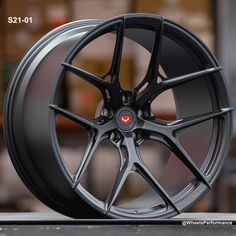 Vossen Forged Satin Black Forged Monoblock custom made in available Rims For Cars, Rims And Tires, Wheels And Tires, Car Rims, Vossen Wheels, Aftermarket Wheels, Carros Bmw, Megane Rs, Gold Wheels