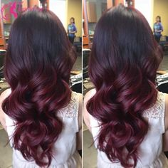 137.00$ Buy now - http://alirrx.worldwells.pw/go.php?t=32369113830 - Brazilian Virgin Hair Red Ombre Natural Wave Lace Front Human Hair Wigs Glueless Full Lace Wigs With Baby Hair For Black Women