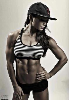 ♥♡ Gorgeous Shape ♡♥ fit women #fitness #women #hardbodies fitness models