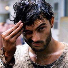 Jaime Dornan as Alexander in The Bronze Horseman.