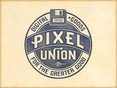Designspiration — Dribbble - P2 Union Cut by Richie Stewart