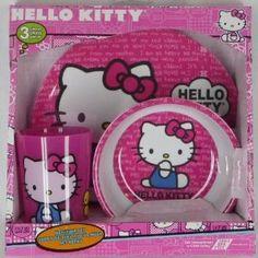 Hello Kitty 3-Piece