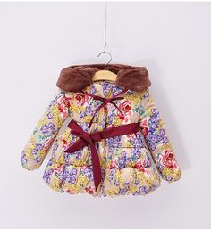 10USD off  Super manteau 3y 4y 5y 6y 7y bambin par babygirldress, $24.99