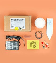 Image of Thirsty Plant Kits